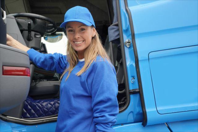 職業選びの参考に!女性がトラックドライバーになるメリットデメリット
